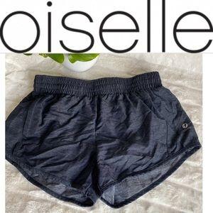 Oiselle Running Shorts Size 02